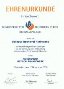 Bundespreis-Denkmalpflege