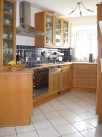 Holz-Küche